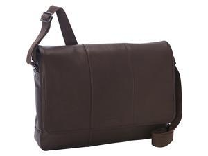 Kenneth Cole Reaction Mess-ed Call Colombian Leather Messenger
