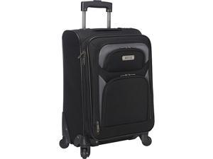 Kenneth Cole Reaction Journey To The Past Lightweight 20in. 4 Wheel Expandable Upright
