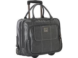 Kenneth Cole Reaction It's Wheel-y Late Rolling Laptop Case