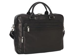 Kenneth Cole Reaction Port of History Laptop Case - Colombian Leather