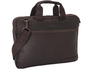 Kenneth Cole Reaction Double Sided Laptop Bag - Colombian Leather