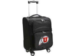 Denco Sports Luggage NCAA Utah, University of 20'' Domestic Carry-On Spinner