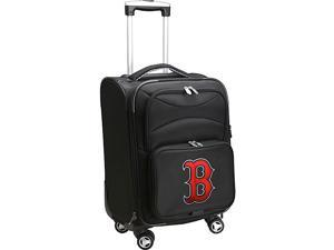 Denco Sports Luggage MLB Boston Red Sox 20'' Domestic Carry-On Spinner