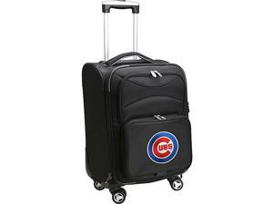 Denco Sports Luggage MLB Chicago Cubs 20'' Domestic Carry-On Spinner