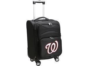Denco Sports Luggage MLB Washington Nationals 20'' Domestic Carry-On Spinner