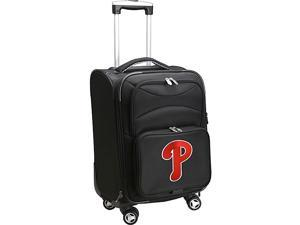 Denco Sports Luggage MLB Philadelphia Phillies 20'' Domestic Carry-On Spinner