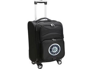 Denco Sports Luggage MLB Seattle Mariners 20'' Domestic Carry-On Spinner