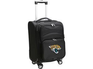 Denco Sports Luggage NFL Jacksonville Jaguars 20'' Domestic Carry-On Spinner