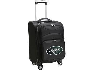 Denco Sports Luggage NFL New York Jets 20'' Domestic Carry-On Spinner