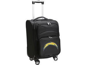 Denco Sports Luggage NFL San Diego Chargers 20'' Domestic Carry-On Spinner
