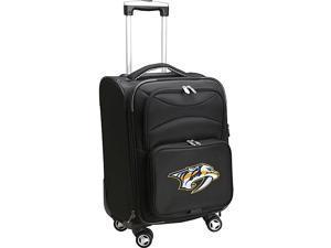 Denco Sports Luggage NHL Nashville Predators 20'' Domestic Carry-On Spinner