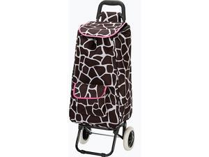 Rockland Luggage  Santorini 24in. Rolling Shopping Tote
