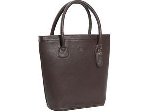 Leatherbay Oxford Leather Tote