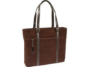 "Mobile Edge Suede Computer Tote - 15.4""PC / 17"" MacBook Pro"