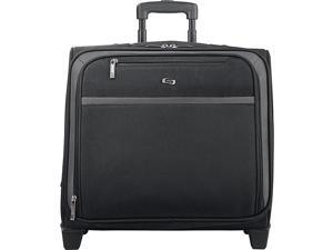 "Pro Rolling Overnighter Case 16"" 15 1/2"" x 8"" x 11"" Black"