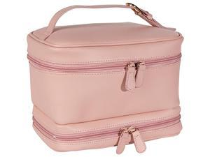 Royce Leather Ladies Cosmetic Travel Case