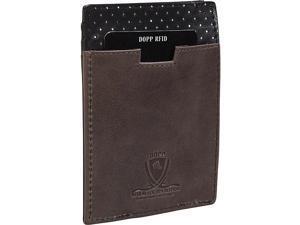Dopp RFID Black Ops Front Pocket Money Clip Wallet