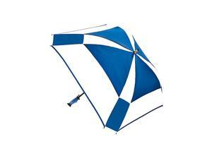 ShedRain WindPro Gellas Auto Open Vented Square Golf Umbrella - Alternating Panels