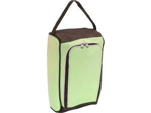Piel U-Zip Shoe Bag