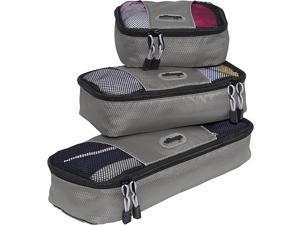 eBags Slim Packing Cubes (3PC Set) - Grey