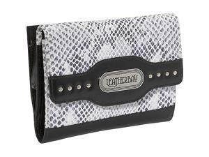 Leatherbay Italian Leather Clutch Wallet