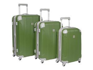 Beverly Hills Country Club Newport 3 Piece Hardside Spinner Luggage Set