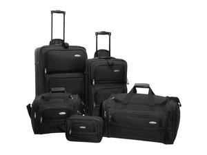 Samsonite 5-Piece Travel Set - Black