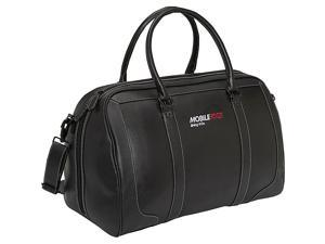Mobile Edge Deluxe 20in. Leather Duffel