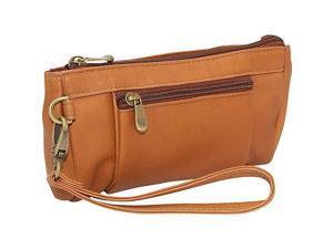 Le Donne Leather Large Wristlet Wallet