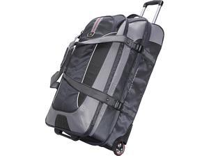 High Sierra AT6 32in. Expandable Wheeled Duffel with Backpack Straps