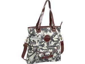 Sydney Love Going Places Fold Over Tote