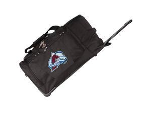 Denco Sports Luggage NHL Colorado Avalanche 27in. Rolling Duffel