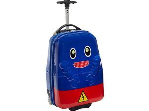 TrendyKid Robot Kids' Rolling Carry On