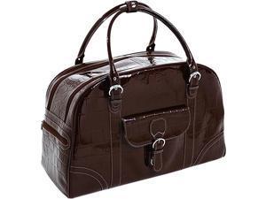 Siamod Monterosso Collection Buranco Duffel Bag