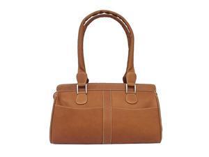 Piel Double Handle Handbag