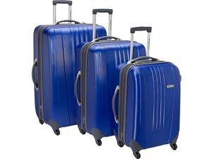 Traveler's Choice Toronto 3-Piece Hardside Spinner Luggage Set