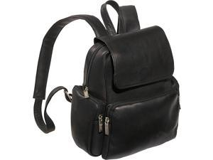 Royce Leather Vaquetta Nappa Knapsack