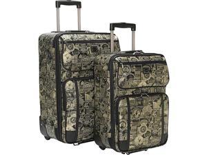 Sydney Love New Travel Print 2 Pc. Luggage Set