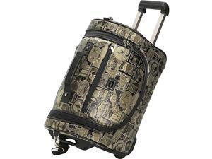Sydney Love New Travel Print 18in. Wheeled Duffel