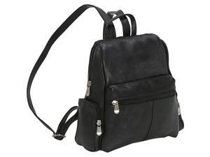 Le Donne Leather Zip Around Backpack/Purse