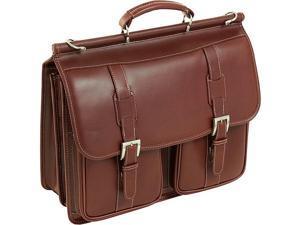 Siamod Manarola Collection Signorini Double Compartment Laptop Case