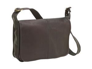 Le Donne Leather Classic Messenger