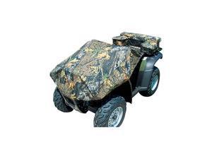 ATV Logic ATV Rack Combo Bag with Cover - Mossy Oak