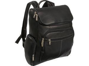 Royce Leather Laptop Backpack