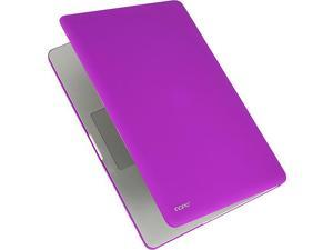 Incipio Feather Ultralight Hard Shell Case for MacBook 13-inch White Unibody - Purple