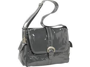 Kalencom Laminated Buckle Corduroy Diaper Bag
