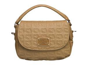 Loungefly Hello Kitty Taupe Embossed Crossbody