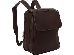 Piel Flap-Over Tablet Backpack