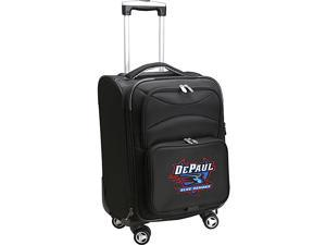 Denco Sports Luggage NCAA DePaul University 20'' Domestic Carry-On Spinner