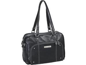 Clark & Mayfield Morrison Leather Laptop Handbag 14.4in.